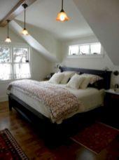 Charming bedroom design ideas in the attic 03