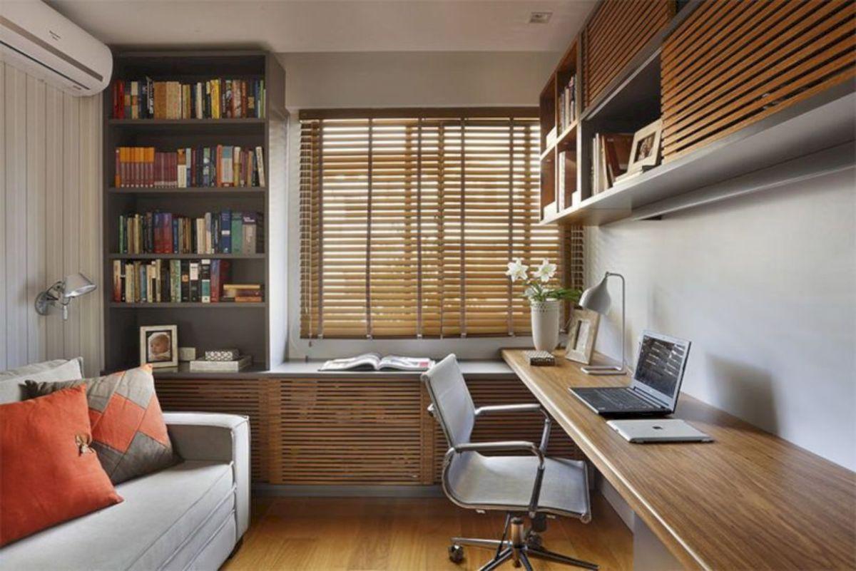 Classy home office designs ideas 02
