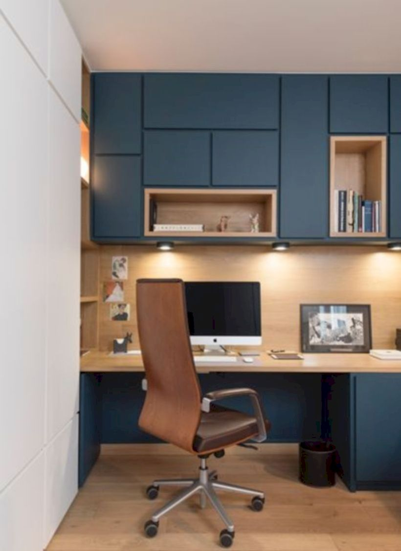Classy home office designs ideas 30