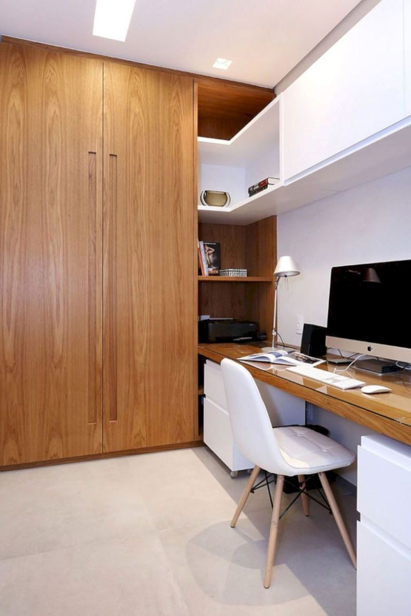 Classy home office designs ideas 39