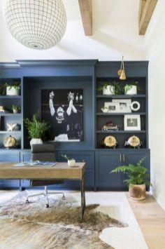 Classy home office designs ideas 42
