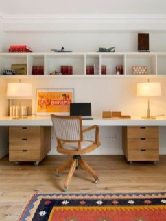 Classy home office designs ideas 49