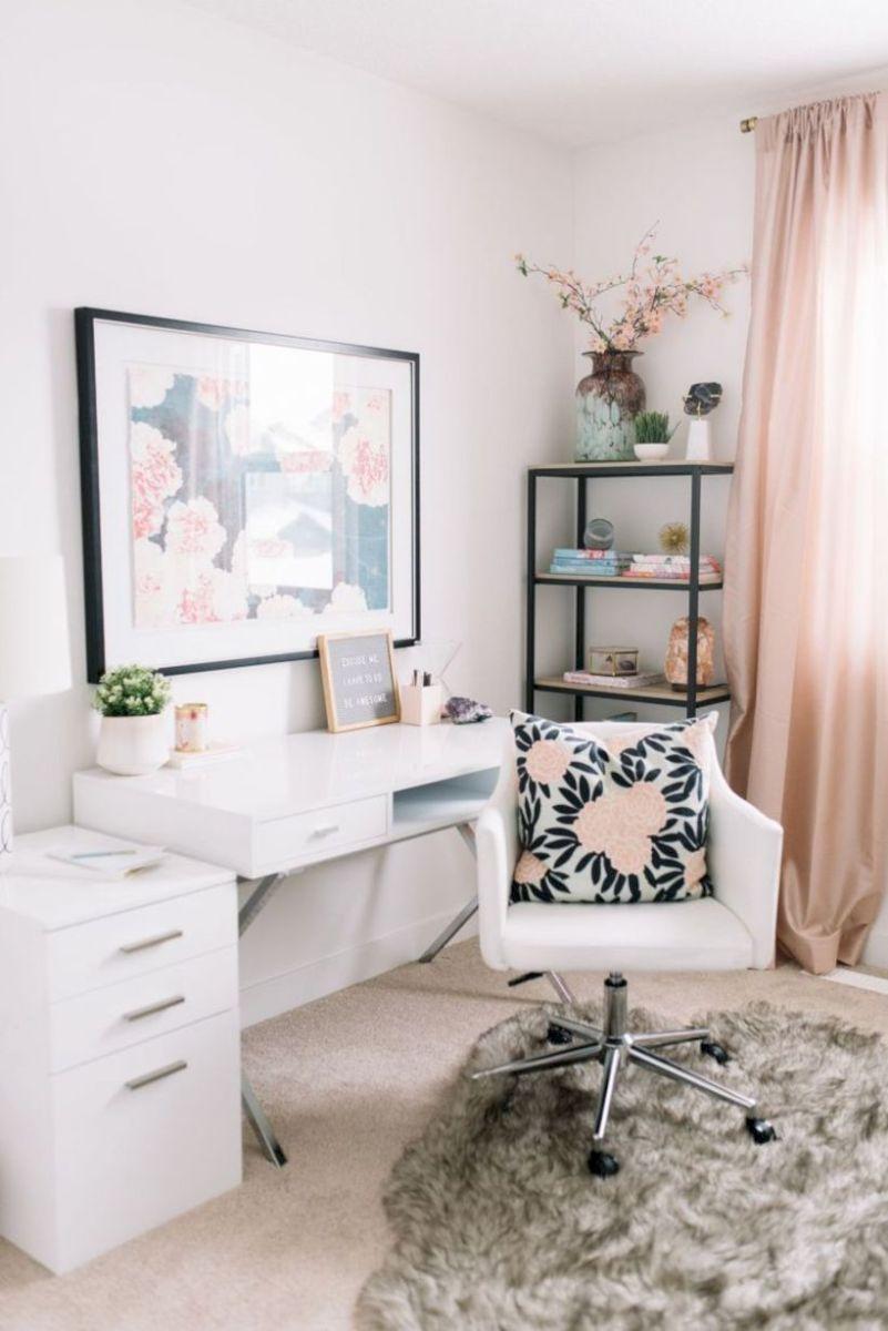 Classy home office designs ideas 53