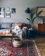 Cool living room designs ideas in boho style28