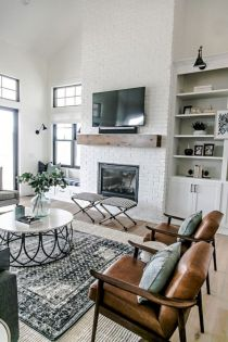 Cool living room designs ideas in boho style51