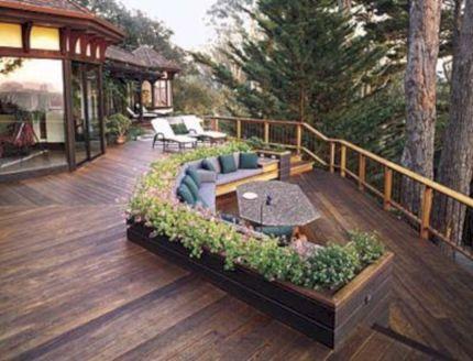Delightful balcony designs ideas with killer views 06