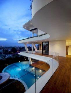 Delightful balcony designs ideas with killer views 09