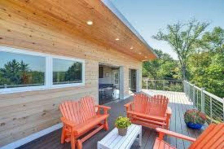 Delightful balcony designs ideas with killer views 29