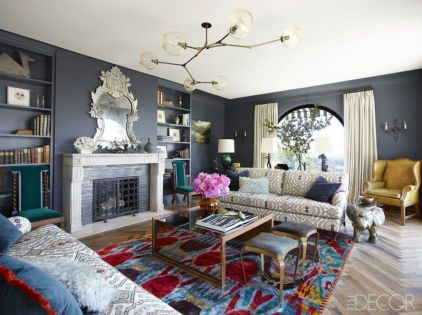 Fabulous statement ceiling ideas for home 43