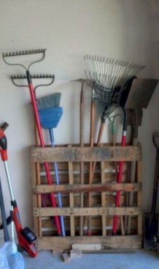 Graceful pallet furniture ideas 12