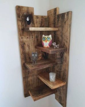 Graceful pallet furniture ideas 19
