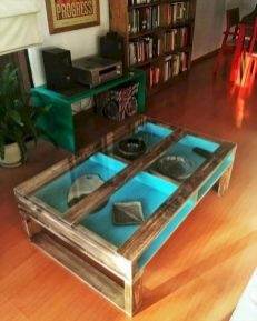 Graceful pallet furniture ideas 43