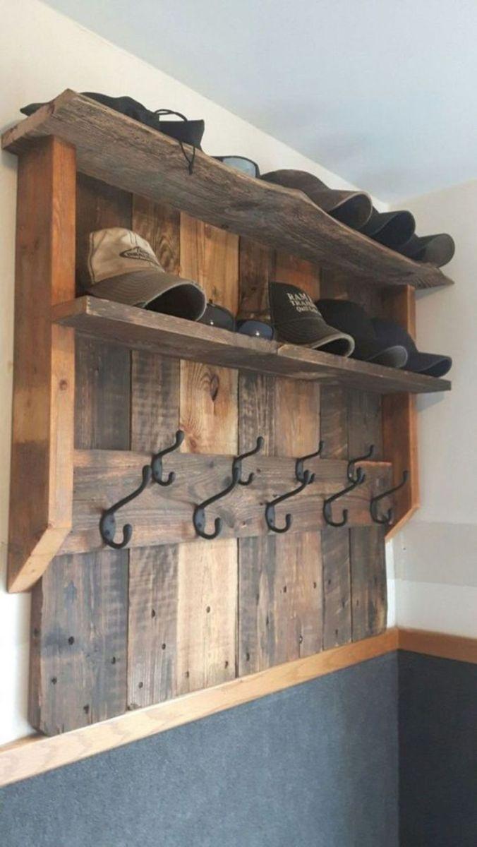 Graceful pallet furniture ideas 44