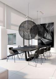 Lovely dining room tiles design ideas 04