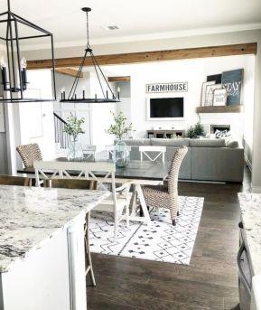 Lovely dining room tiles design ideas 41