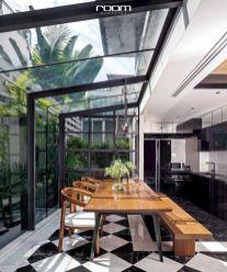 Lovely dining room tiles design ideas 48