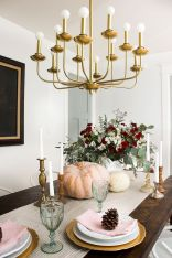 Modern diy thanksgiving decorations ideas for home 03
