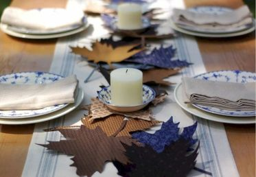 Modern diy thanksgiving decorations ideas for home 18