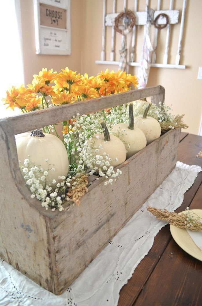 Modern diy thanksgiving decorations ideas for home 22