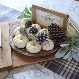 Modern diy thanksgiving decorations ideas for home 24