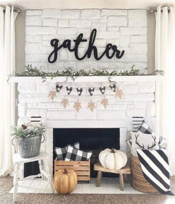 Modern diy thanksgiving decorations ideas for home 28