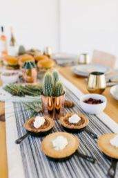 Modern diy thanksgiving decorations ideas for home 33