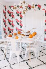 Modern diy thanksgiving decorations ideas for home 43