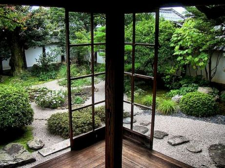 Outstanding japanese garden designs ideas for small space 02