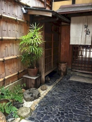 Outstanding japanese garden designs ideas for small space 08