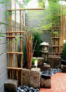 Outstanding japanese garden designs ideas for small space 11
