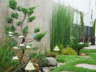 Outstanding japanese garden designs ideas for small space 17