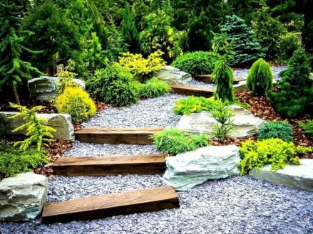 Outstanding japanese garden designs ideas for small space 29