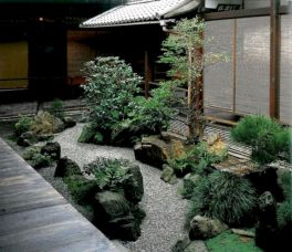 Outstanding japanese garden designs ideas for small space 34