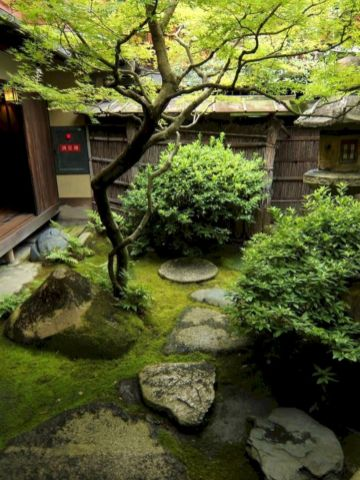 Outstanding japanese garden designs ideas for small space 45