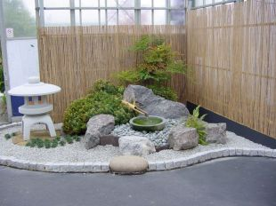 Outstanding japanese garden designs ideas for small space 47