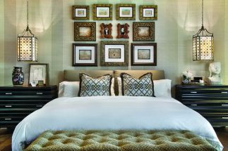 Stunning eclectic collector bedroom ideas 02