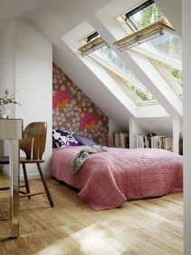 Stunning eclectic collector bedroom ideas 12