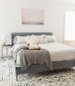Stunning eclectic collector bedroom ideas 34