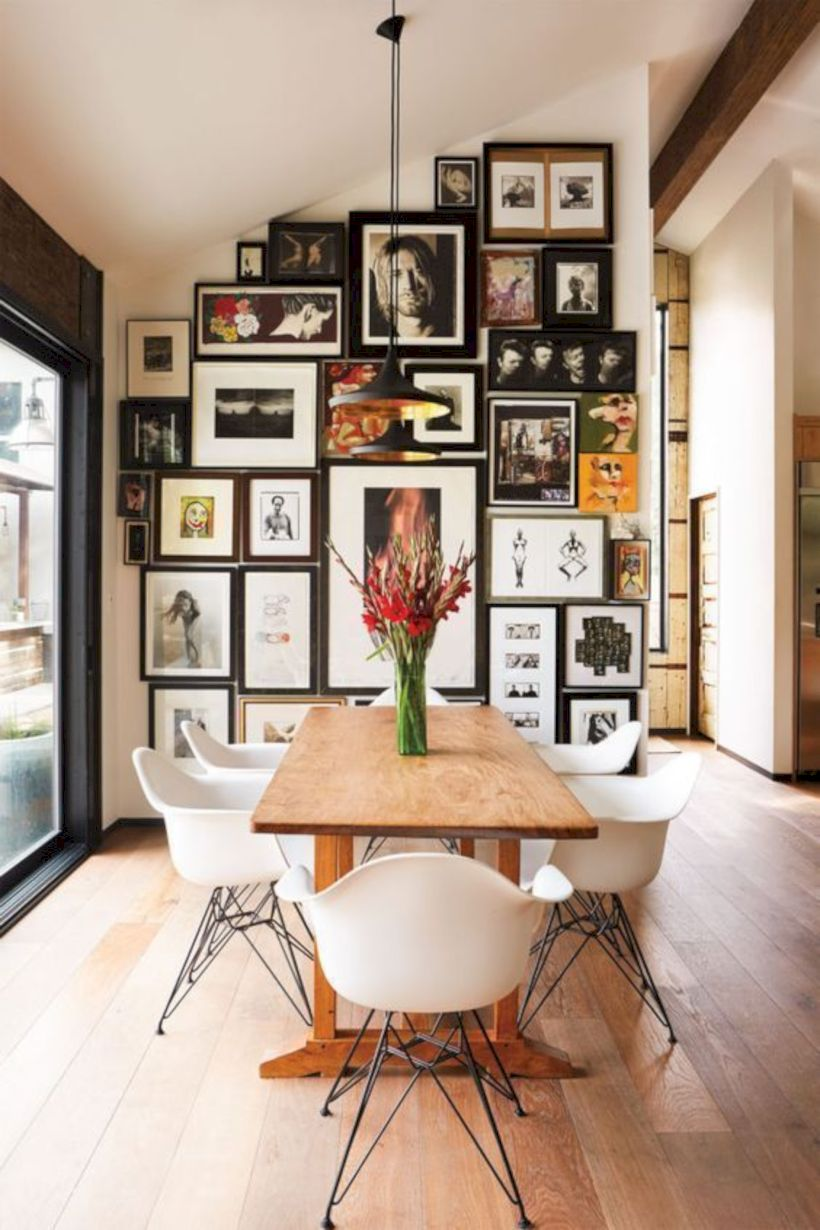 Stylish dining room design ideas 14