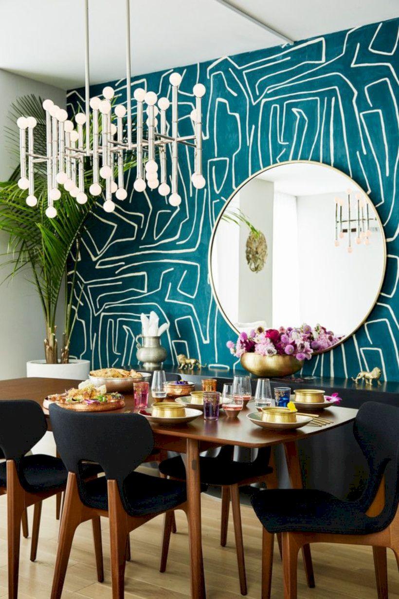Stylish dining room design ideas 17