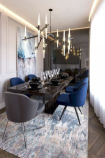 Stylish dining room design ideas 20