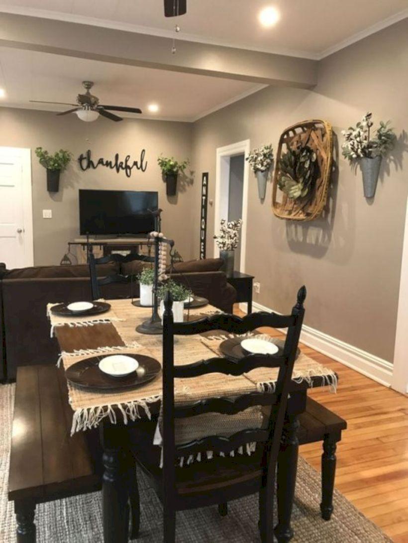 Stylish dining room design ideas 28
