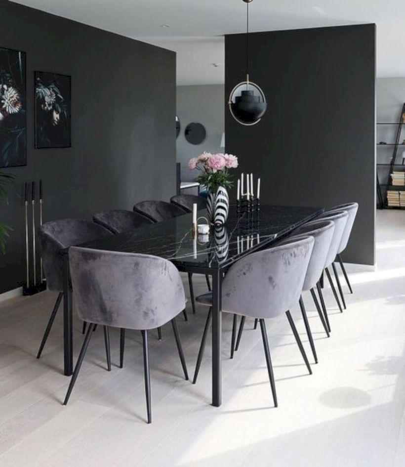 Stylish dining room design ideas 33