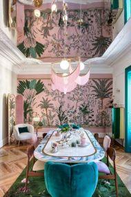 Stylish dining room design ideas 34