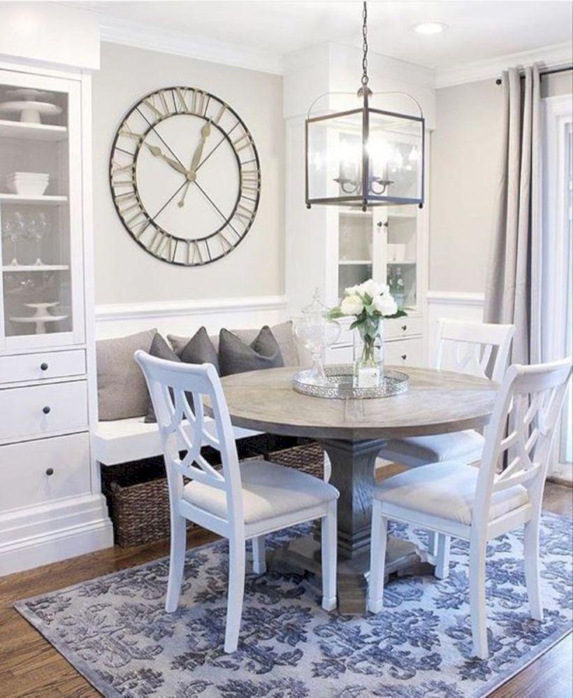 Stylish dining room design ideas 48