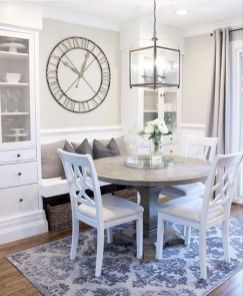 Stylish dining room design ideas 48
