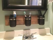 Unordinary bathroom accessories ideas 20