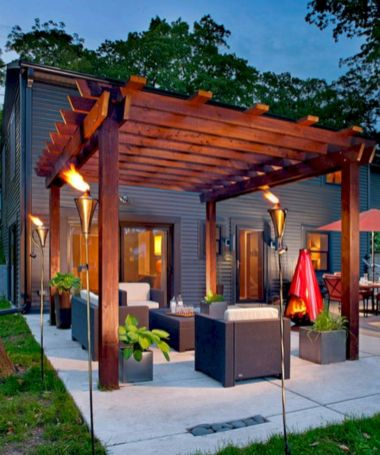 Unordinary patio designs ideas 08