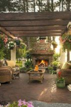 Unordinary patio designs ideas 13