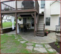 Unordinary patio designs ideas 16